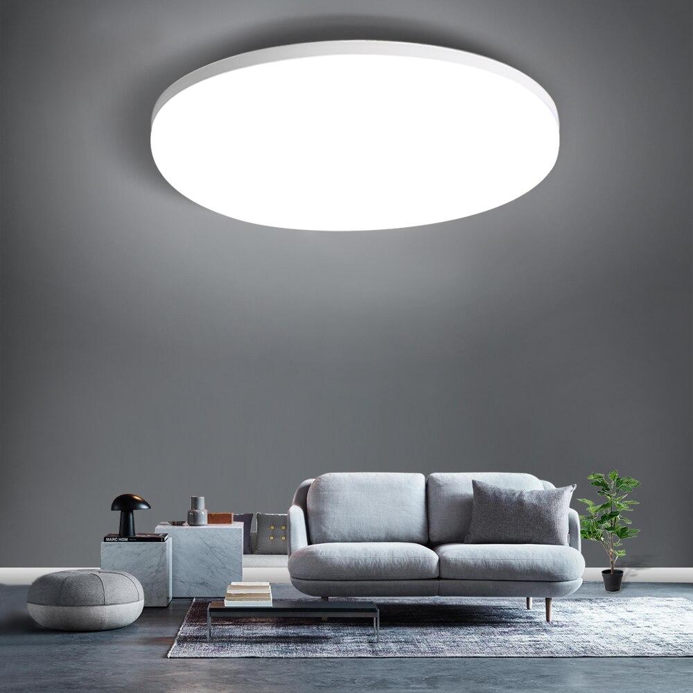Modern LED Ceiling Light Panel Lamp 6W 9W 13W 18W 24W 36W 48W AC 85-265V Surface Mount Bedroom Light Home Lighting Panel Light
