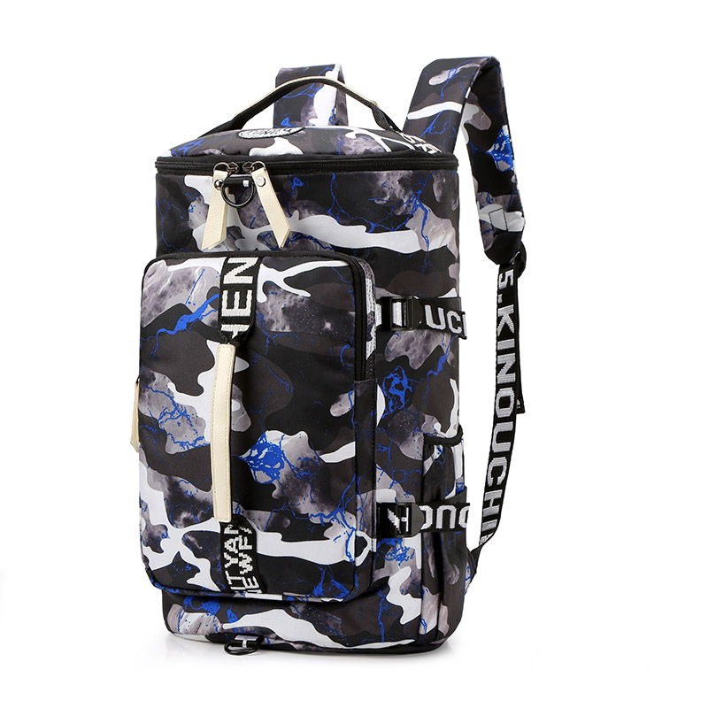 Gym Bag Women Men Multi-function Waterproof Sports Bags Fitness Workout Backpack For Outdoor Sports Training Yoga Travel Case