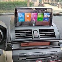 Z systemem Android 10 PX6 6 + 128 dla Mazda 3 2004 2005 2006 2007-2009 nawigacja samochodowa GPS odtwarzacz nawigacyjny Multimedia radiowe ekran IPS jednostka główna Stereo