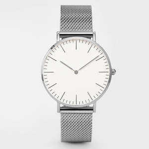 Image 3 - Top Brand Women Watches 38mm Fashion Ultra thin Stainless Steel Ladies Dress Watch Montre Femme Zegarki Damskie Reloj Mujer Gift