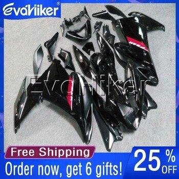 Custom motorcycle fairing for FZ6 FZ6R 2009-2010 motorcycle bodywork kit black+gifts