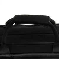 Foam Padded Clarinet Gig Bag Box Canvas For Bb Clarinet Parts Accessories