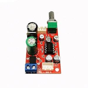 Image 4 - NE5532 Preamplifier Board Audio Preamp Pre amplifier Servo Power DC8 24V AC5 16V