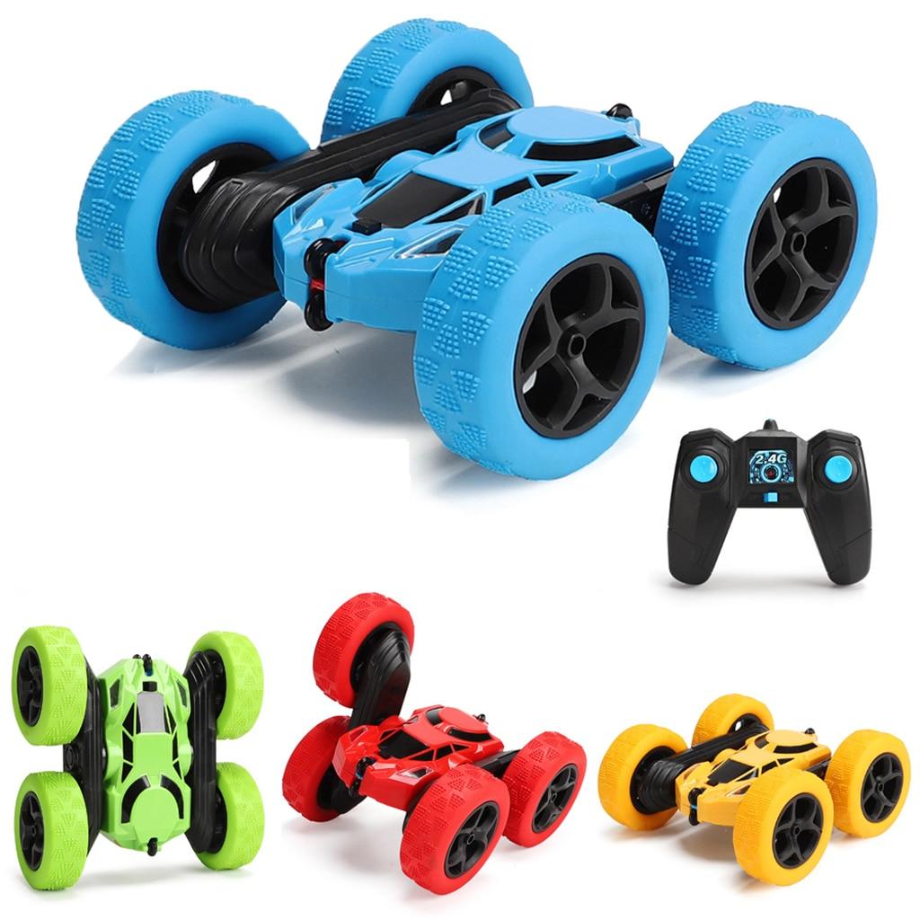 4WD радиоуправляемые транспортные средства электронный RC Рок гусеничная модель трюк автомобилей игрушка