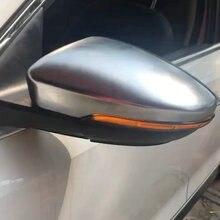 Dynamic Side Wing Mirror Blinker for VW Scirocco MK3 LED Turn Signal Light 2009 2015