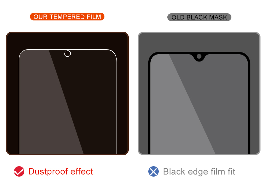 Cheap Protetores de tela de telefone