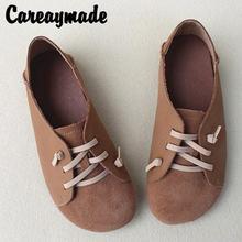 Туфли careaymade женские из натуральной кожи однотонные туфли