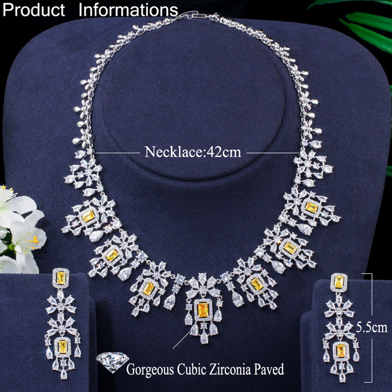 Big Discount 7bc1 Beaqueen Gorgeous Aaa Cubic Zirconia Indian