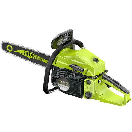 58cc 2200W 550ML Multi-function Portable Two-stroke Air-cooled Gasoline Chain Saw, Logging Saw, Wood Cutting, Hand Start