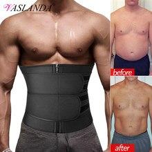 Emagrecimento do corpo do emagrecimento do espartilho do instrutor da cintura dos homens shaper para a perda de peso
