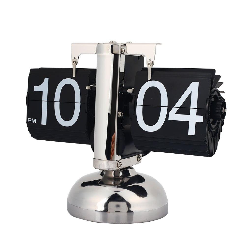 Vintage rétro Auto Flip numérique moderne bureau Stand horloge maison boutique bricolage décor