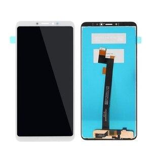 Image 2 - ЖК дисплей для Xiaomi Mi Max 3, сенсорный экран с дигитайзером в сборе для Xiaomi Mi Max 2, сменный ЖК экран Max3, черный, белый, золотой