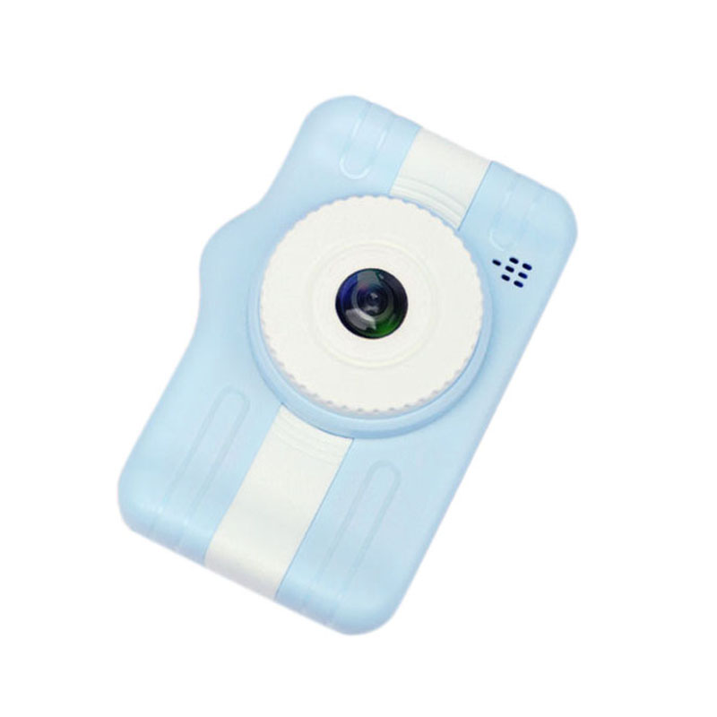 Children'S Digital Camera Mini DSLR Action Camera Can Take Pictures Toy Gift