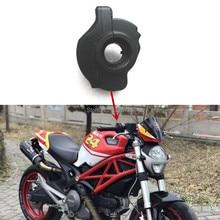 Motorrad Hohe Qualität Griff Bar Gaszug Accelerator Feste Halter Halterung Für Ducati 696 795 796 1100