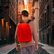 JZYZQBX 3D Stereoscopic Spider-Man School Bag Marvel The Ave