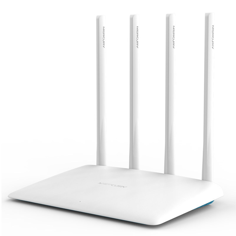 Mercury D12g Gigabit Port Wireless Router Household Wall Wang Dual-Frequency 5g High-Speed WiFi Fiber 200