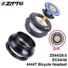 Ztto mtb bicicleta fone de ouvido 44mm zs44 ec44 cnc 1 1/8