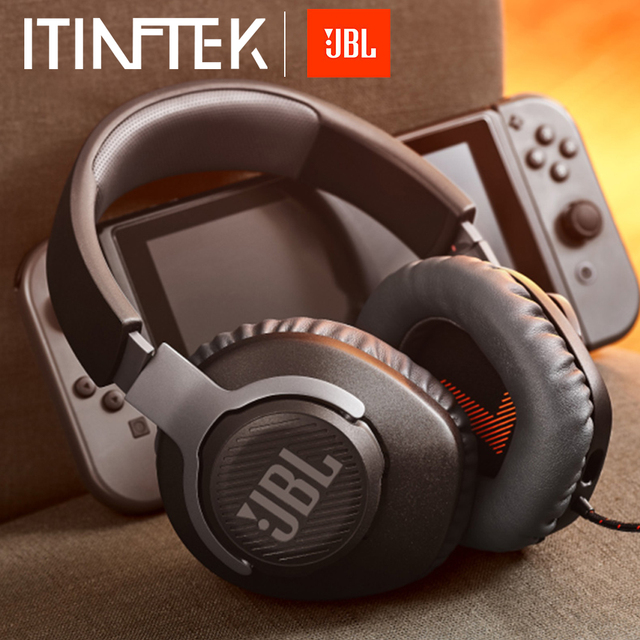 JBL QUANTUM100 Gaming Headset 7.1 with Mic