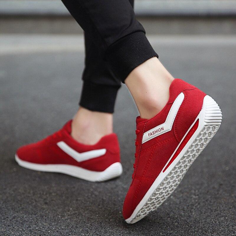 [Perenne] párrafo clásico cuatro estaciones Cortez de calidad calzado de deporte de los hombres Simple modernas retro zapatos