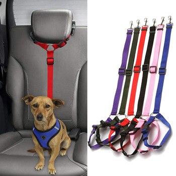 Universal & Adjustable Pets Safety Seat Belt