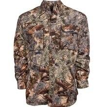 Новая мужская футболка для охоты камуфляжная уличная рубашка LS рубашка охотника мужские спортивные рубашки быстросохнущие дышащие американские размеры