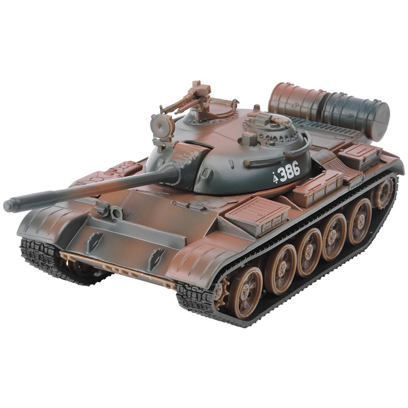 Model,1:32 Alloy Model T55 MBT Tank,Metal Tanks,Diecast Cars,Good Gift