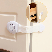 5/1Pcs Child Lock Protection Of Children Locking Doors For Children's Safety Kids Safety Plastic Protection Safety Lock Drawer