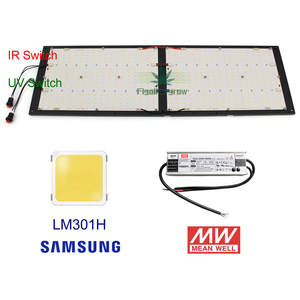 Image 2 - หรี่แสงได้เปิด/ปิดสำหรับCREE XPE IR Quantum Samsung Led Lm301B Board 120W 240W QB288 Grow LightกับMeanwell Driver
