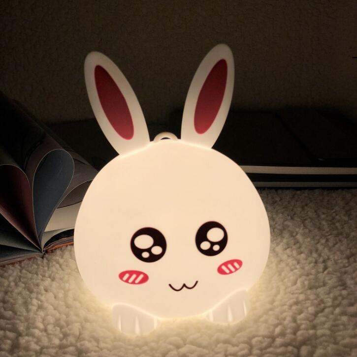 Warm-color LED Lamp For Children Sleeping With Night Lamp