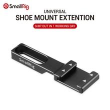 SmallRig Fredda Shoe Mount Adattatore di Estensione DSLR Camera Shoe Mount per il Microfono, La Luce del Flash e Accessori Della Fotocamera 2044