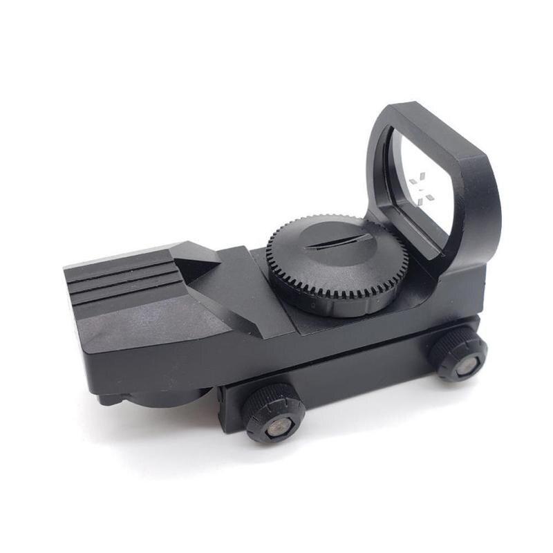 20mm optik pemburu skop senapang holografik red dot sight refleks 4 - Memburu - Foto 4