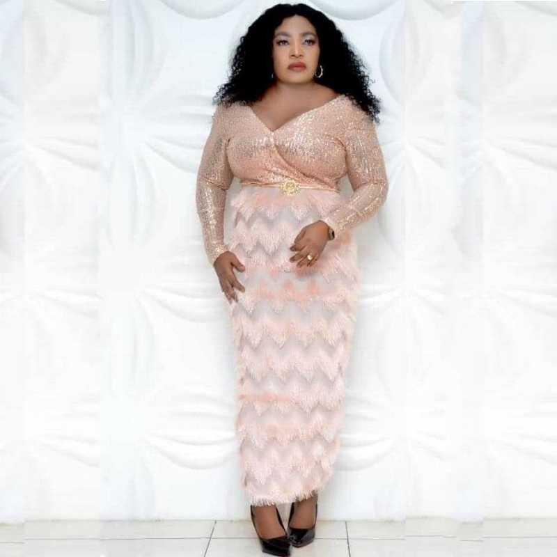 2020 quaste Pailletten Afrikanische Kleider Für Frauen Dashiki Maxi Kleid Afrikanische Kleidung Lange Hülse Lange Kleider Afrika Kleidung
