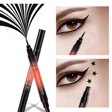 LULAA Waterproof Eeyeliner High Quality Long Lasting Stamp Soft Black