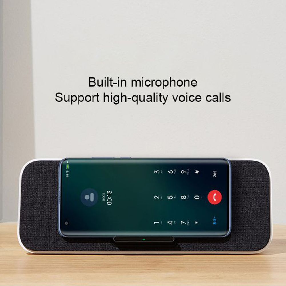 Xiaomi 30W QI charger + Bluetooth speaker  9