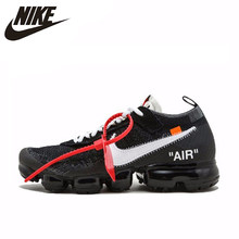 NIKE Off White X Nike Air VaporMax OW Unisex Running Shoes Footwear Super Light Comfortable Sneakers For Men Shoes#AA3831(China)