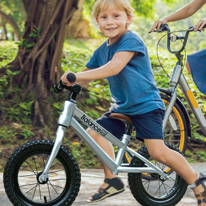 الرضع مشرقة الطفل التوازن دراجة طفل سباق انزلاق الدراجة المهنية دراجة أطفال سكوتر المعادن مشاية للأطفال ركوب على اللعب لعبة طفل