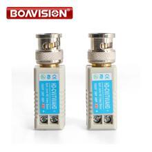 10Pairs Verdrehte BNC CCTV Video Balun Passive Transceiver Cat5 CCTV UTP 200M Palette Für HD 720P HDCVI /AHD/Hdtvi