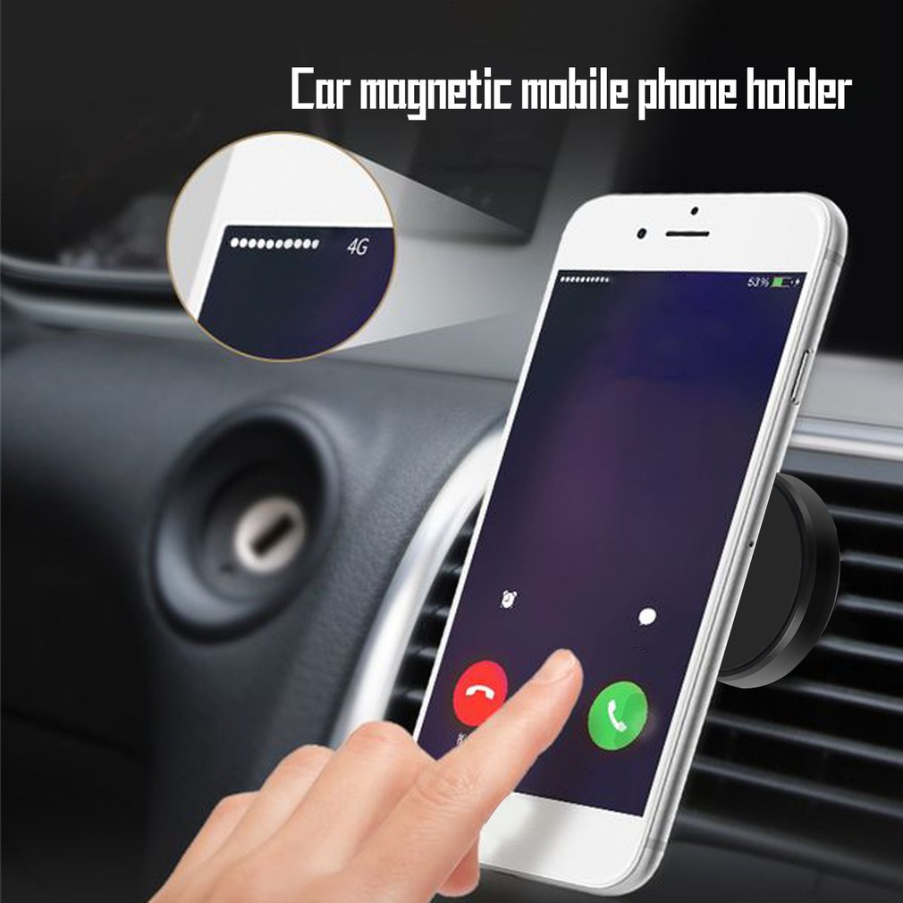 Universal In Car Magnetic Dashboard Cell Mobile Phone GPS PDA Mount Holder Stand Driving Magnet Dashboard For IPhone 11pro Max