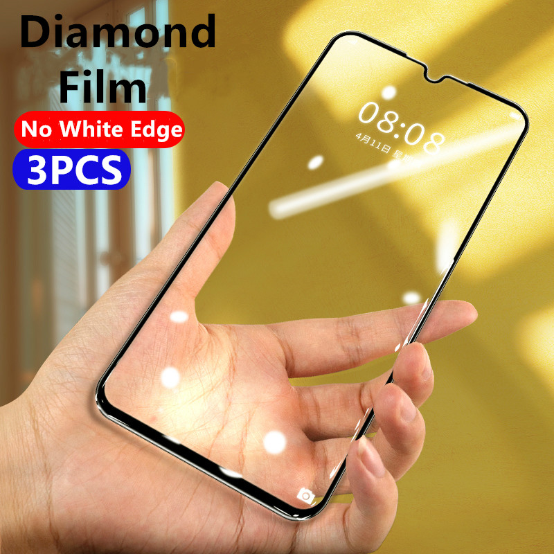 3Pcs Tempered Glass For Huawei P30 P20 Lite P20 Pro P Smart 2019 18 Protective Glass For Huawei Mate 30 20 Lite Screen Protector