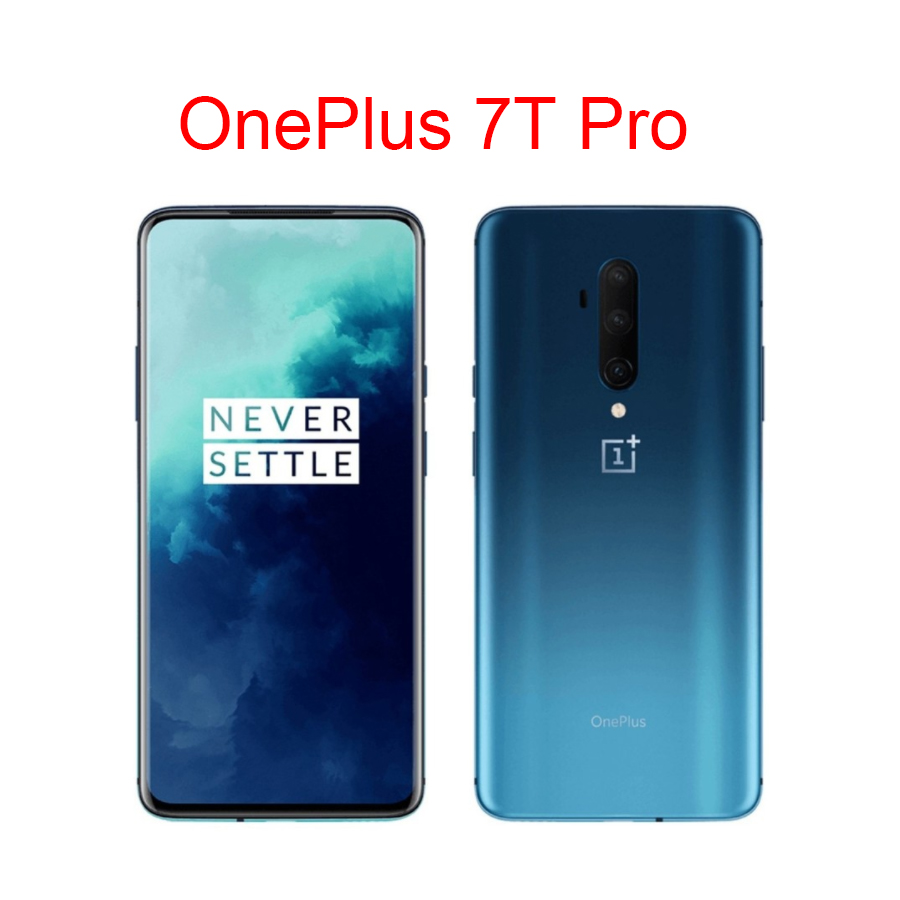 "Brand New OnePlus 7T Pro Mobile phone 6.67"" 12GB RAM 256GB ROM Snapdragon 855 Plus Fluid AMOLED 90Hz 48MP Camera Phone