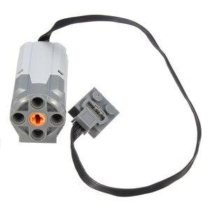 5 piezas 8883 funciones de potencia M Motor eléctrico montado juguete de bloques de construcción pieza Lego juguete eléctrico montado bloques de construcción
