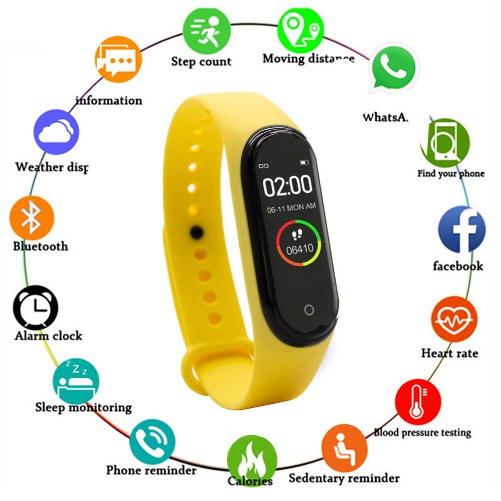 Nanoleaf New Mens Watches Waterproof Sport Silicone Band Watch Wristwatch Women Clock Electronics LED Pedometer Bracelet|Digital Watches|   - AliExpress