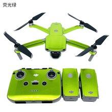 Für DJI Mavic Air 2 Haut Schutz PVC Aufkleber Drone Körper mit batterie Arm Fernbedienung Schutz für DJI Mavic air 2