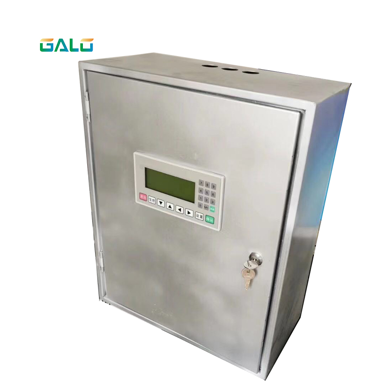 Control Center Box For Stainless Steel Hydraulic Automatic Parking Rising Bollard