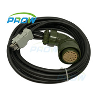 Servo motor code line series connection wire Cable 3 5 8 10 20 meters SGDM 10ADA SGMGH 09ACA61 Encoder Electric machinery 3M A