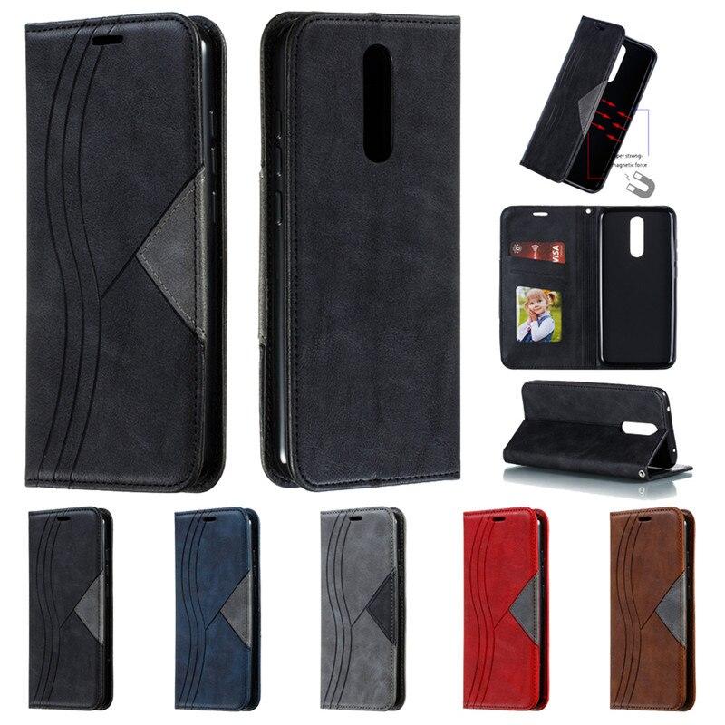 For Xiaomi Redmi 8 Case Redmi8 Etui Wallet Cover for Coque Xiaomi Redmi 8 8A 7A Note 8T 7 8 Pro Cases Xiomi Mi 10 A3 9T Fundas()