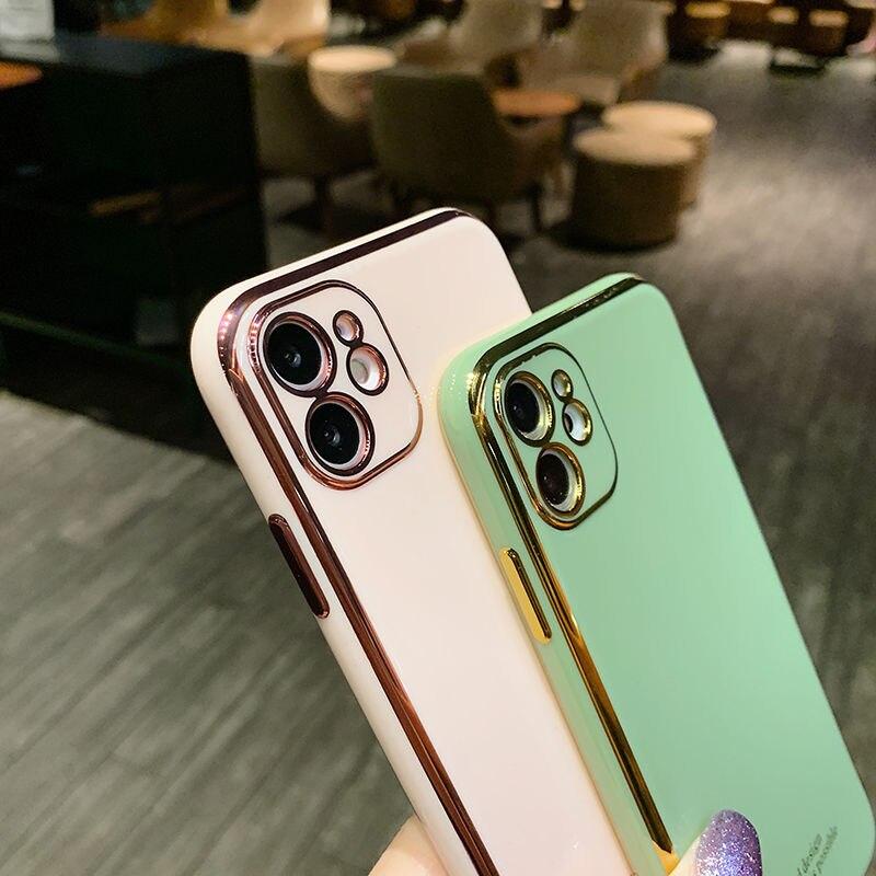 Luksuslik silikoonümbris Iphone  XR X XS Max 6 6S 7 8 Plus 11 Pro 11 max 4