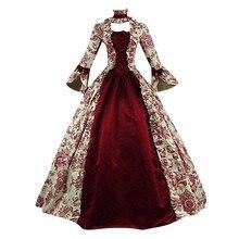 JAYCOSIN вечерние женские платья, каскадные плиссированные средневековые ретро готические платья, винтажные Лоскутные Платья Vestidos