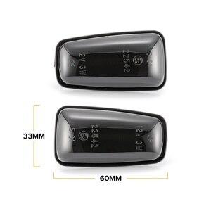 Image 3 - For Peugeot 306 106 406 806 Expert Partner For Citroen Berlingo Jumpy Saxo Xantia XM Dynamic Led Turn Signal Side Marker Light
