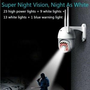 Image 4 - Hot Sale 1080P HD IP CCTV Camera Waterproof Outdoor WiFi PTZ Security Wireless IR Cam